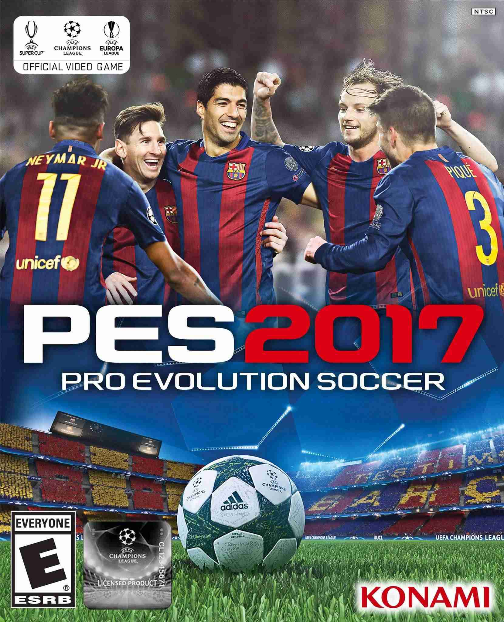 Descargar Pro Evolution Soccer 2017 [MULTI][DUPLEX] por Torrent